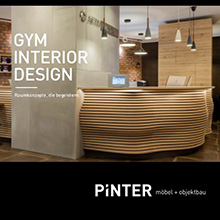 Magazin-Gym Interior Design