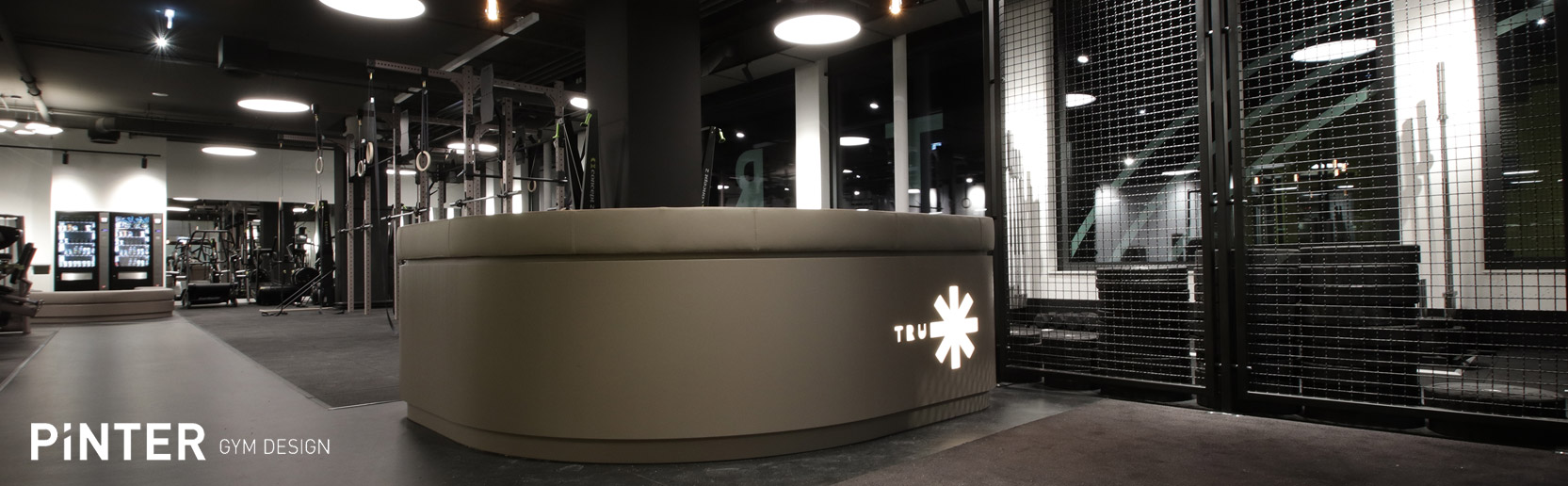 TRU FITNESS HAMBURG - PINTER GYM DESIGN