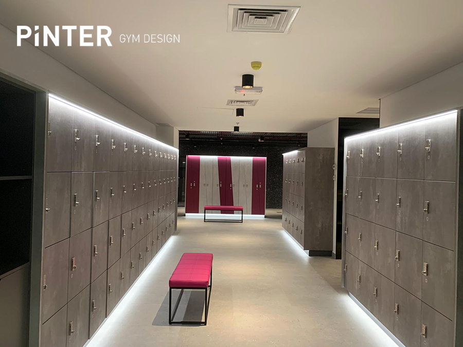 Diva Gym Kuwait by PINTER GYM DESIGN