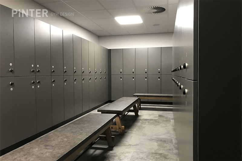 The GYM Osnabrück by PINTER GYM DESIGN